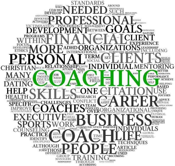 WOULD YOU BENEFIT FROM HAVING A COACH?